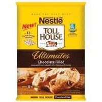 Nestle Toll House: Chocolate Filled Chocolate Chip 12 Ct Cookies, 16 oz
