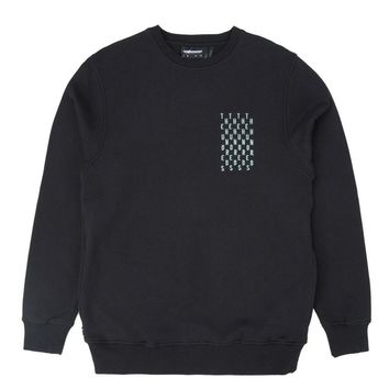 The Hundreds - Bartlett Crewneck - Black