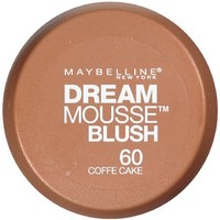 Maybelline New York Dream Mousse Blush, 60 Coffee Cake, 0.2 Ounce