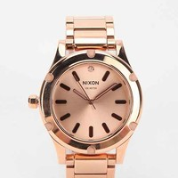 Nixon Rosegold Camden Watch- Rose One
