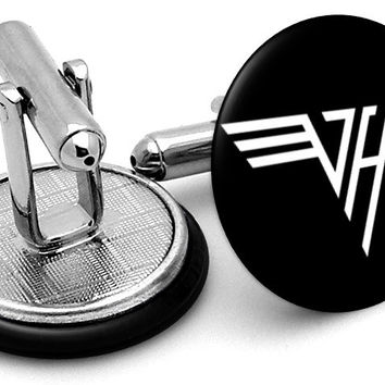 Van Halen Alternate Cufflinks