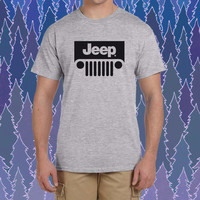 jeep wave design for tshirt