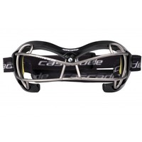 Cascade Poly Arc Titanium Women's Goggles - Black | Lacrosse Unlimited