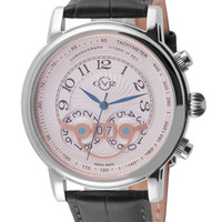 Montreux Stainless Steel Watch, 44mm