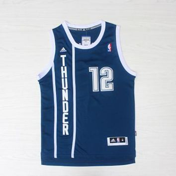 Oklahoma City Thunder Adams # 12 Jersey