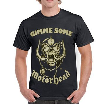 Motorhead Gimme Some T-shirt, NEW Medium