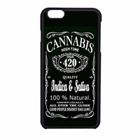 Cannabis Weed iPhone 6 Case