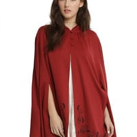 Disney Beauty And The Beast Belle Cape