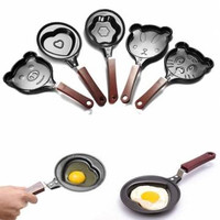 Mini Non Stick Cartoon Omelette Fry Pan
