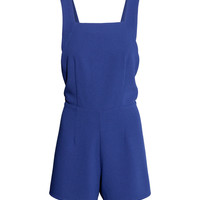 H&M - Jumpsuit - Cornflower blue - Ladies