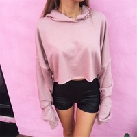 Hats Hot Sale Casual Women's Fashion Hoodies [9408327756]