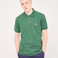 Lacoste Short Sleeve Polo Shirt Green