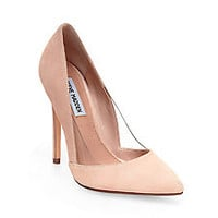 Sexy See Through Pumps with Clear Sides | Steve Madden WILEEN