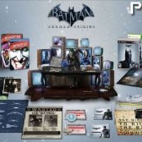 Batman: Arkham Origins Collector's Edition - PlayStation 3 Collectors Edition
