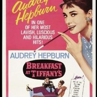 Breakfast At Tiffany's Poster Movie G 11x17 Audrey Hepburn George Peppard Patricia Neal Buddy Ebsen