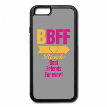 blonde best friend forever right arrow iPhone 7 Plus Case