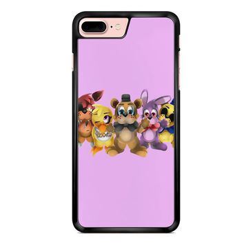 Five Nights Of Kawaii Chibi iPhone 7 Plus Case