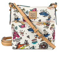 Disneyana Letter Carrier Bag by Dooney & Bourke - Disneyland