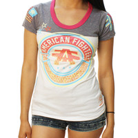 American Fighter Women's Cumberland Graphic T-Shirt