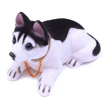 Lovely Bobbleheads Dog Toy/Car Decoration(Multicolor)