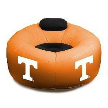 Tennessee Volunteers Large Inflatable Air CHAIR w/ Pump