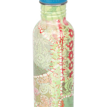 Sea Green Water Bottle