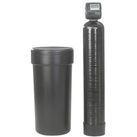 Watts® Water Softeners With Metered Valves, By-Pass And Safety Float Valves)