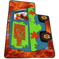 Scooby Doo 56c24195-3dba-4ffa-a92a-13aedf4c63f6 for Kids Blanket, Fleece Blanket Cute and Awesome Blanket for your bedding, Blanket fleece *AD*