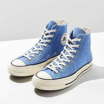 converse chuck taylor all star 70 vintage suede high top sneaker