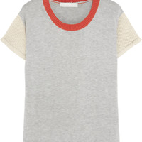 Kain Post cotton-blend sweater – 50% at THE OUTNET.COM