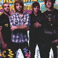 All Time Low Graffiti Portrait Poster 24x36