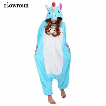 Onesuit Pajama Sets Women Pijama Unicorn Stitch Panda Unicornio Onesuits For Adults Animal Pajamas Cartoon Cosplay Pyjama Costume