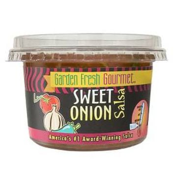 Garden Fresh Sweet Onion Salsa - 16oz