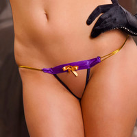 Almost Invisible Micro G-string Gina