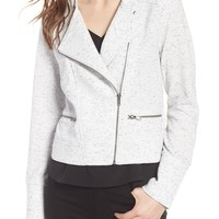cupcakes and cashmere Algona Collarless Jacket | Nordstrom