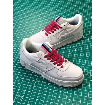 Nba Customize Nike Air Force 1 Low Af1 Premium Id Miami Heat Spo a8c76ac74852