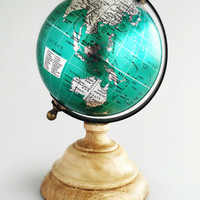 Beautiful Metallic Globe