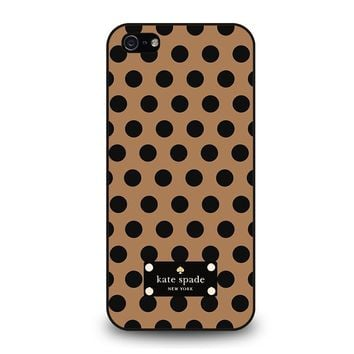 KATE SPADE POLKADOTS iPhone 5 / 5S / SE Case Cover