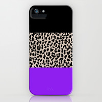 Leopard National Flag IX iPhone & iPod Case by M Studio
