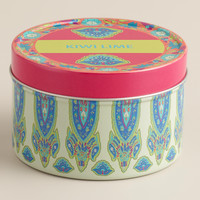 Kiwi Lime Maria Tin Candle - World Market