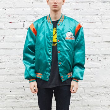 90s Miami Dolphins Team Jacket