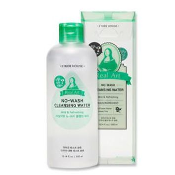 [ETUDE HOUSE] Real Art No Wash Cleansing Water