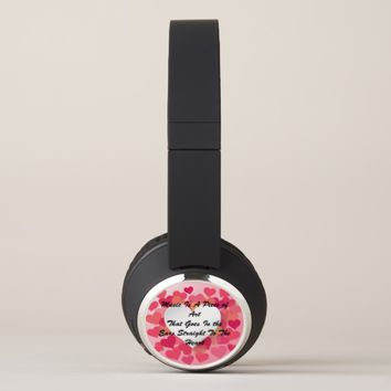 Music is Art Headphones