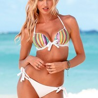 Gorgeous Push-up Halter Swim Suit