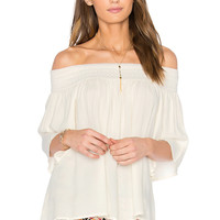 BB Dakota Lin Top in Ivory | REVOLVE