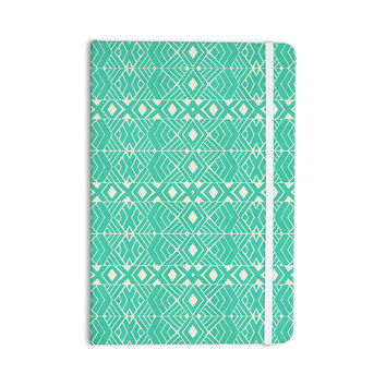 "Pom Graphic Design ""Going Native"" Teal Everything Notebook"