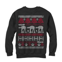 Star Wars Men's - Christmas Sweater Sweatshirt