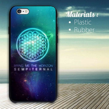 sempiternal Bring Me the Horizon logo iPhone 4/4S, 5/5S, 5C,6,6plus,and Samsung s3,s4,s5,s6