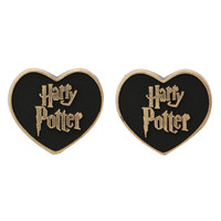 Harry Potter Heart Earrings