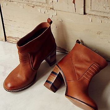 FP Collection Womens McCall Heel Boot